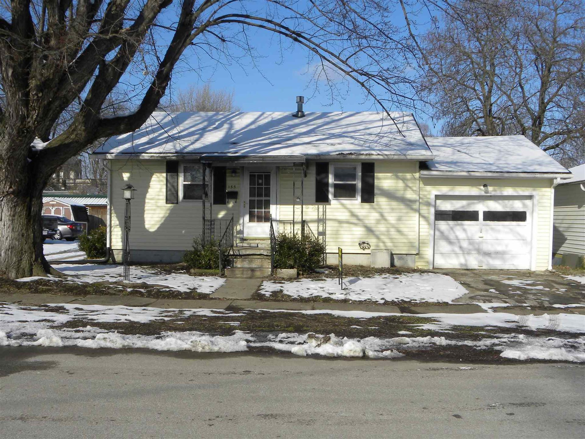 155 E Wayne Street, Spencer, IN 47460 - #: 202000944