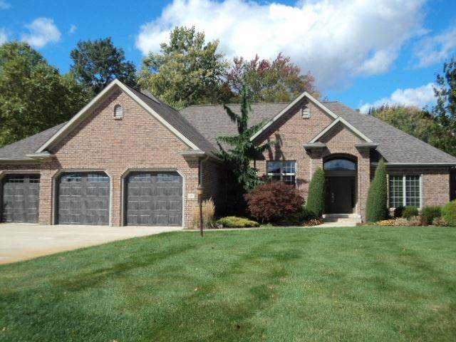 285 Barrington Place, Warsaw, IN 46582 - #: 202039945
