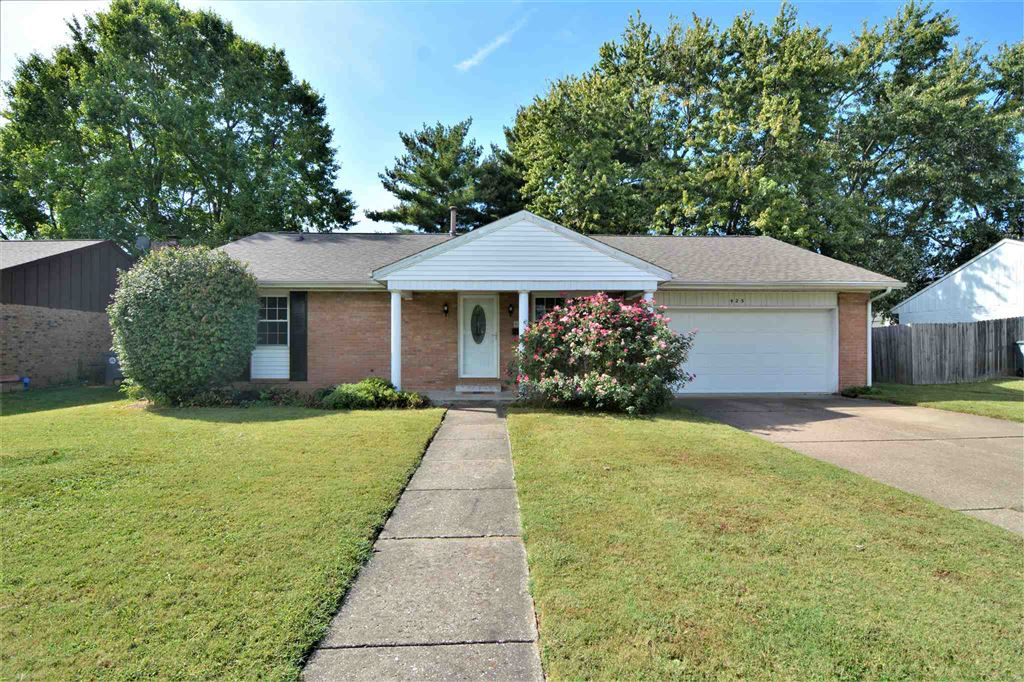 425 Tyler Avenue, Evansville, IN 47715 - #: 201945946