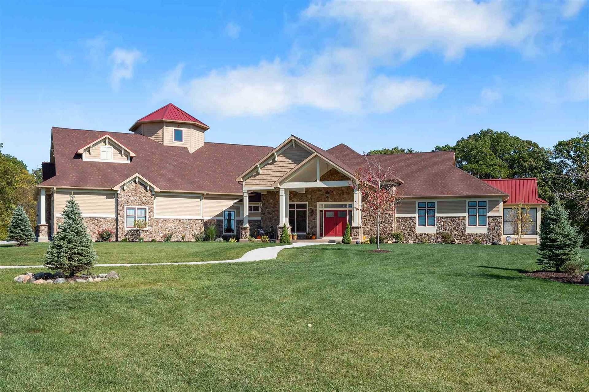 5855 S Legacy Court, Columbia City, IN 46725 - #: 202003946
