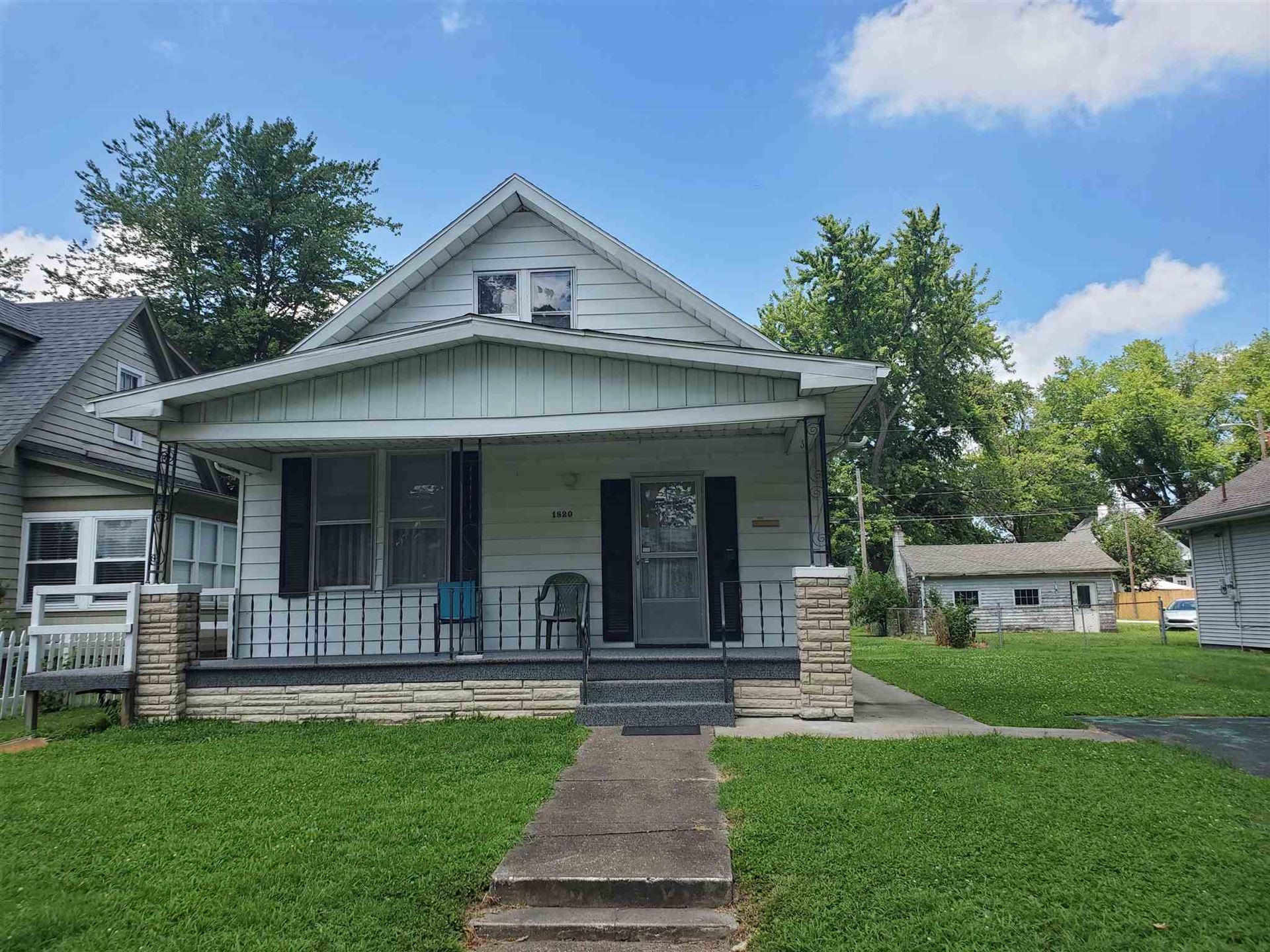1820 E Illinois Street, Evansville, IN 47711 - #: 202027950