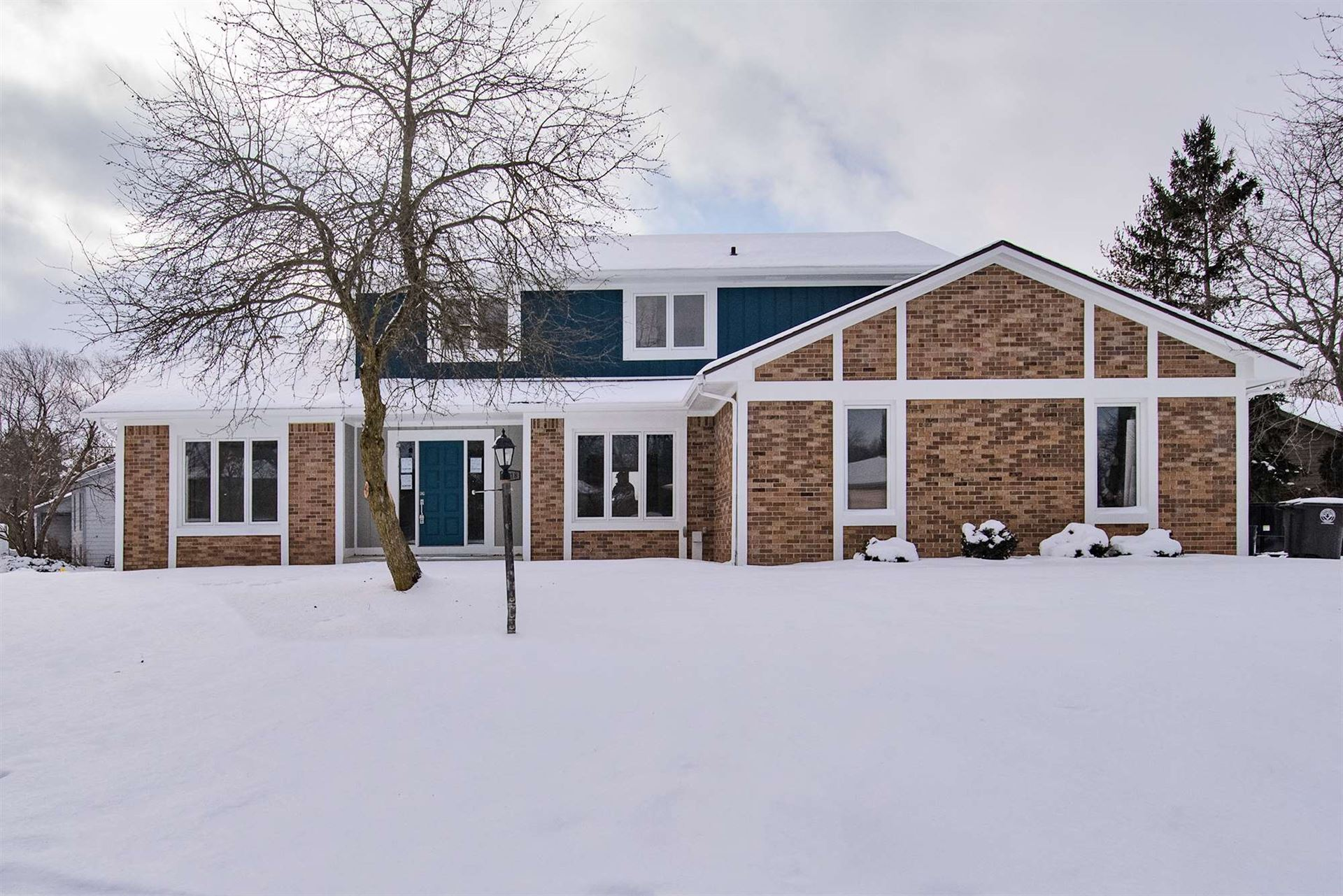 6818 Snowberry Drive, Fort Wayne, IN 46814 - #: 202103950