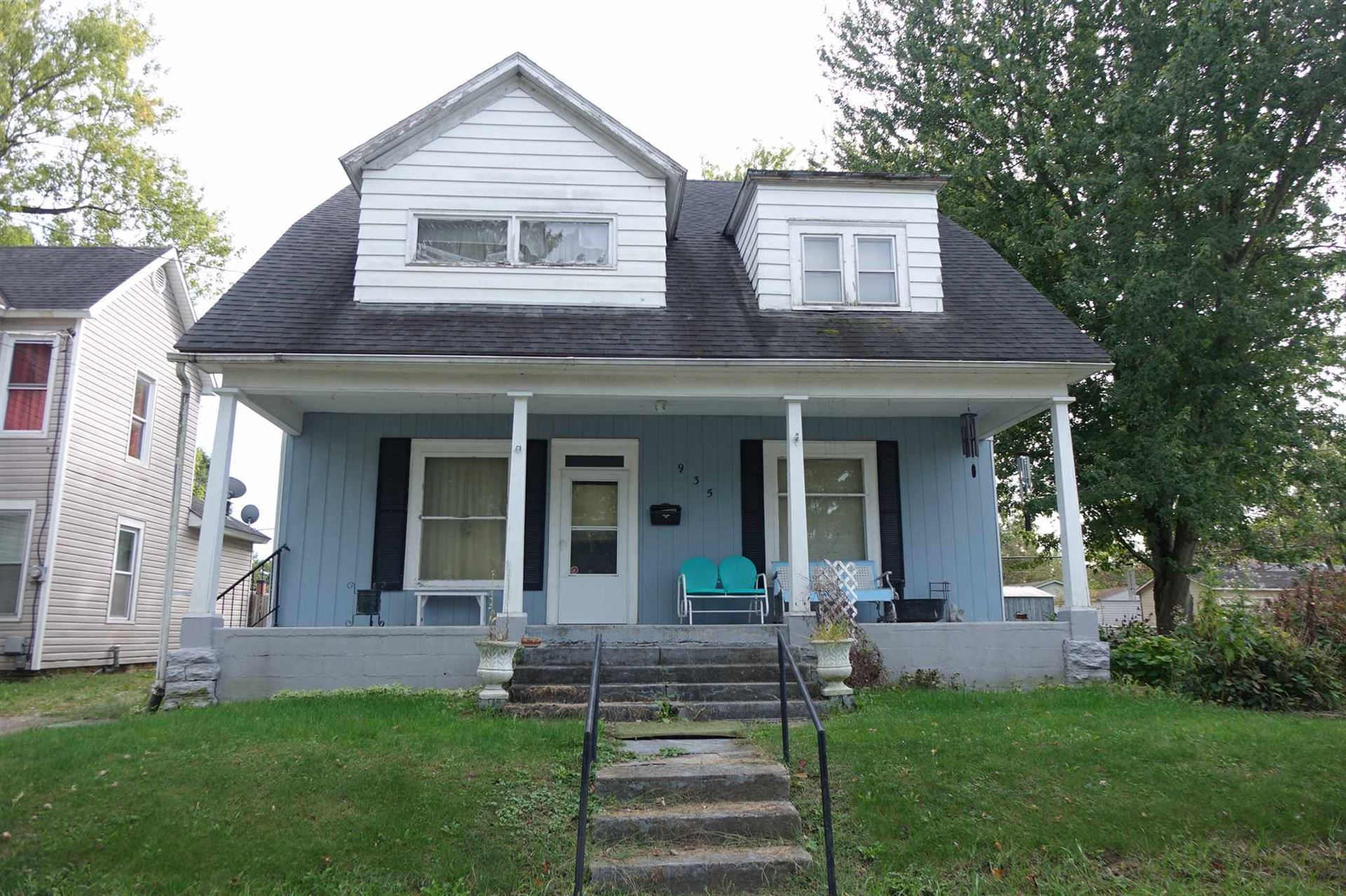 935 Pike Street, Wabash, IN 46992 - #: 201943953