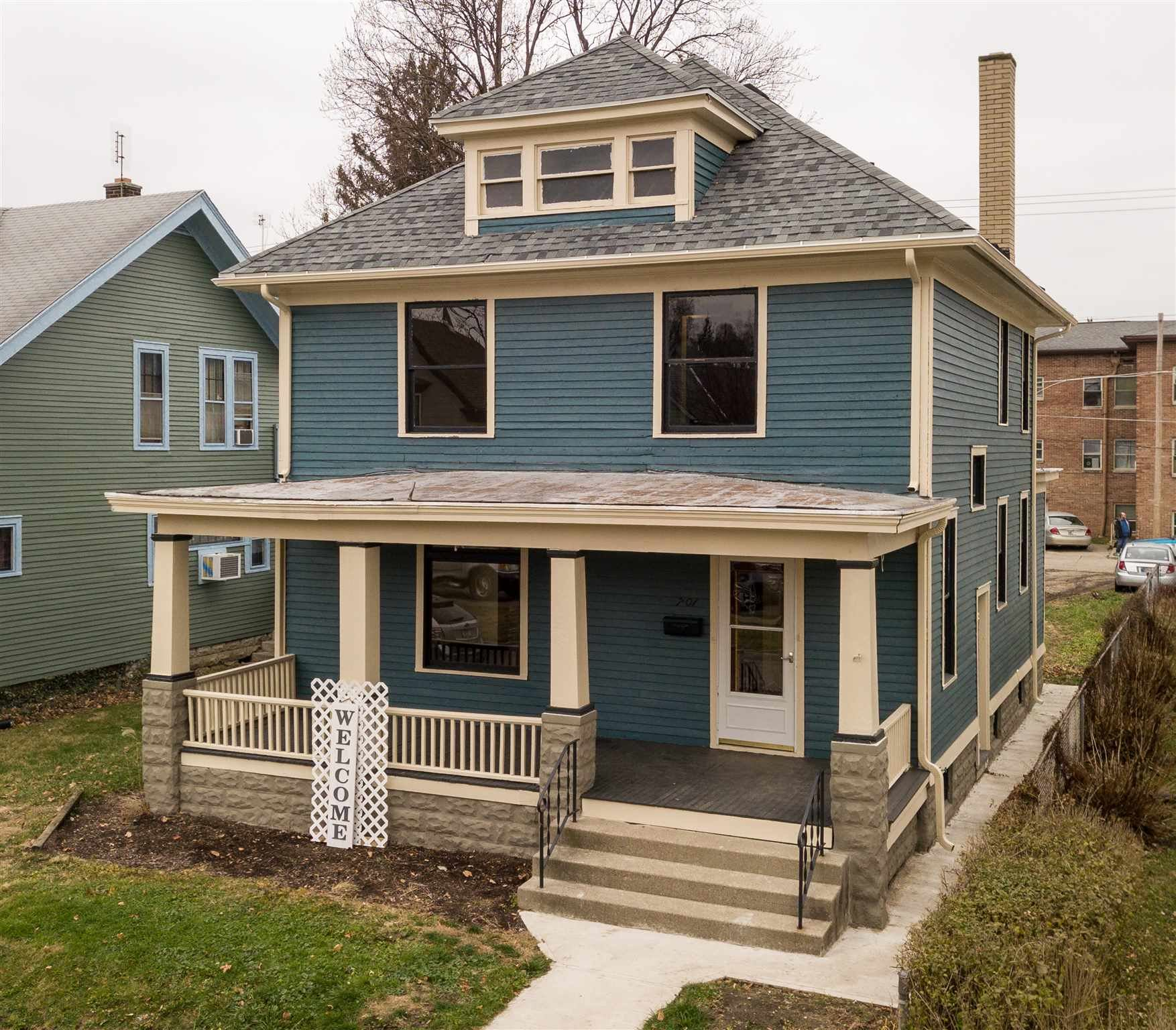 701 Lawton Place, Fort Wayne, IN 46805 - #: 201951956