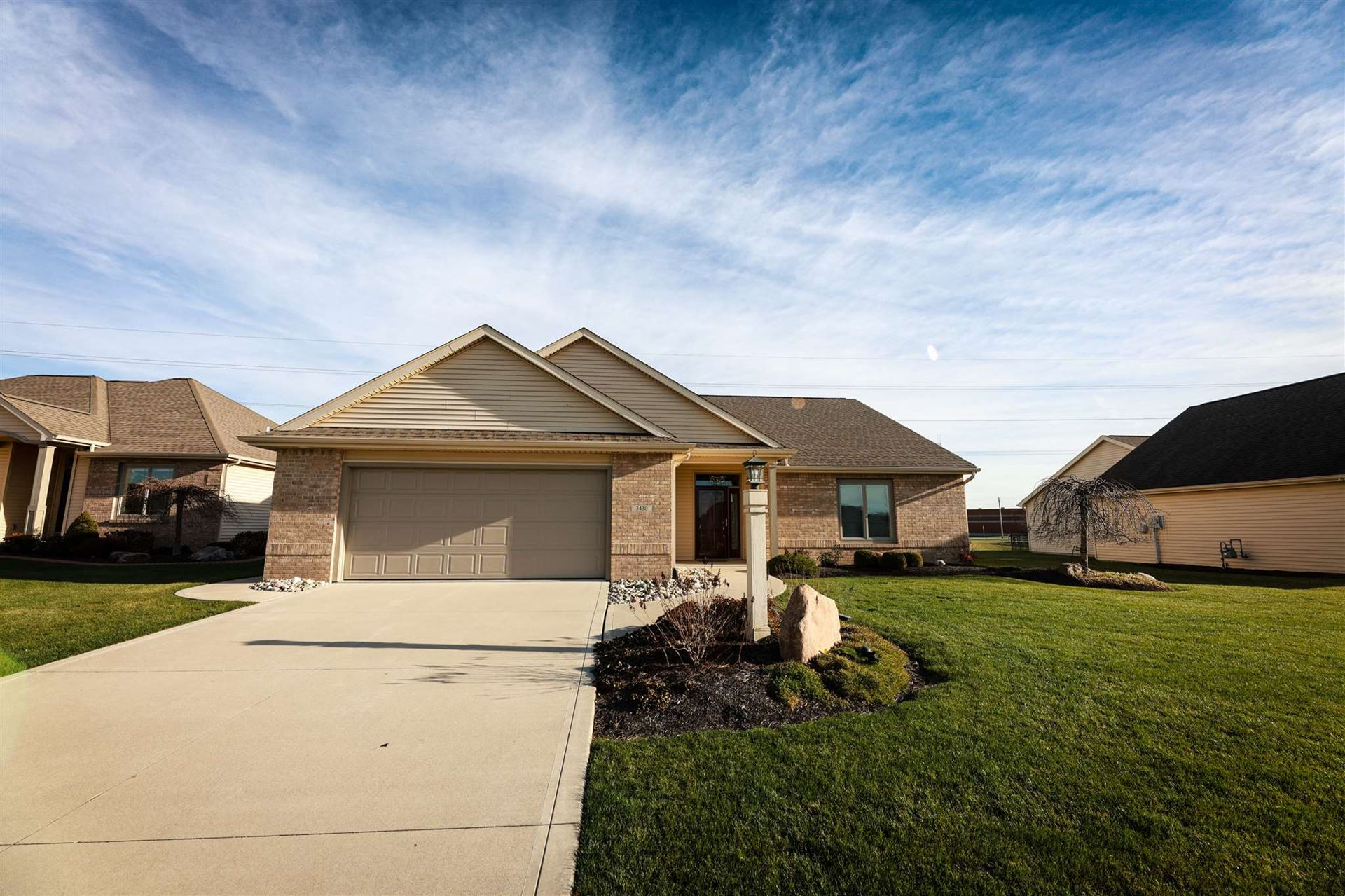 3430 Brantley Drive, New Haven, IN 46774 - #: 202046960