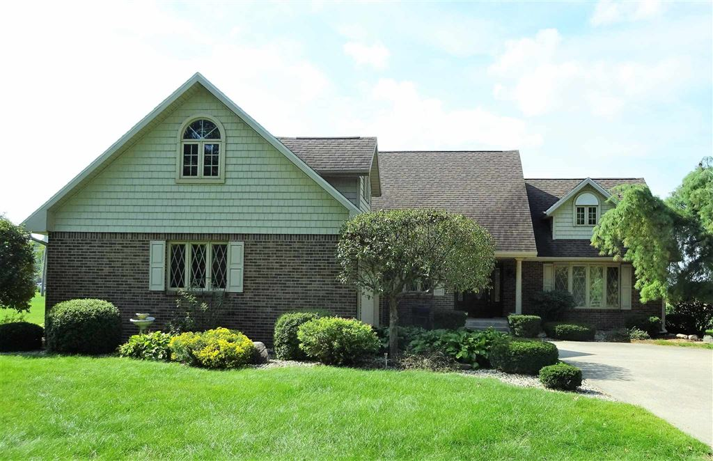494 Sweetgum Road, Rochester, IN 46975 - #: 201942963