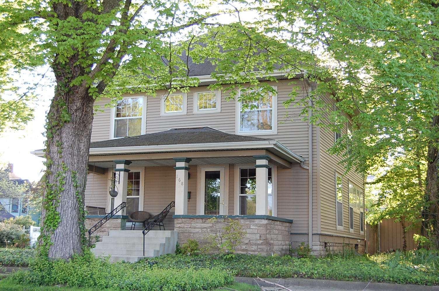 168 N Montgomery Street, Spencer, IN 47460 - #: 202015964