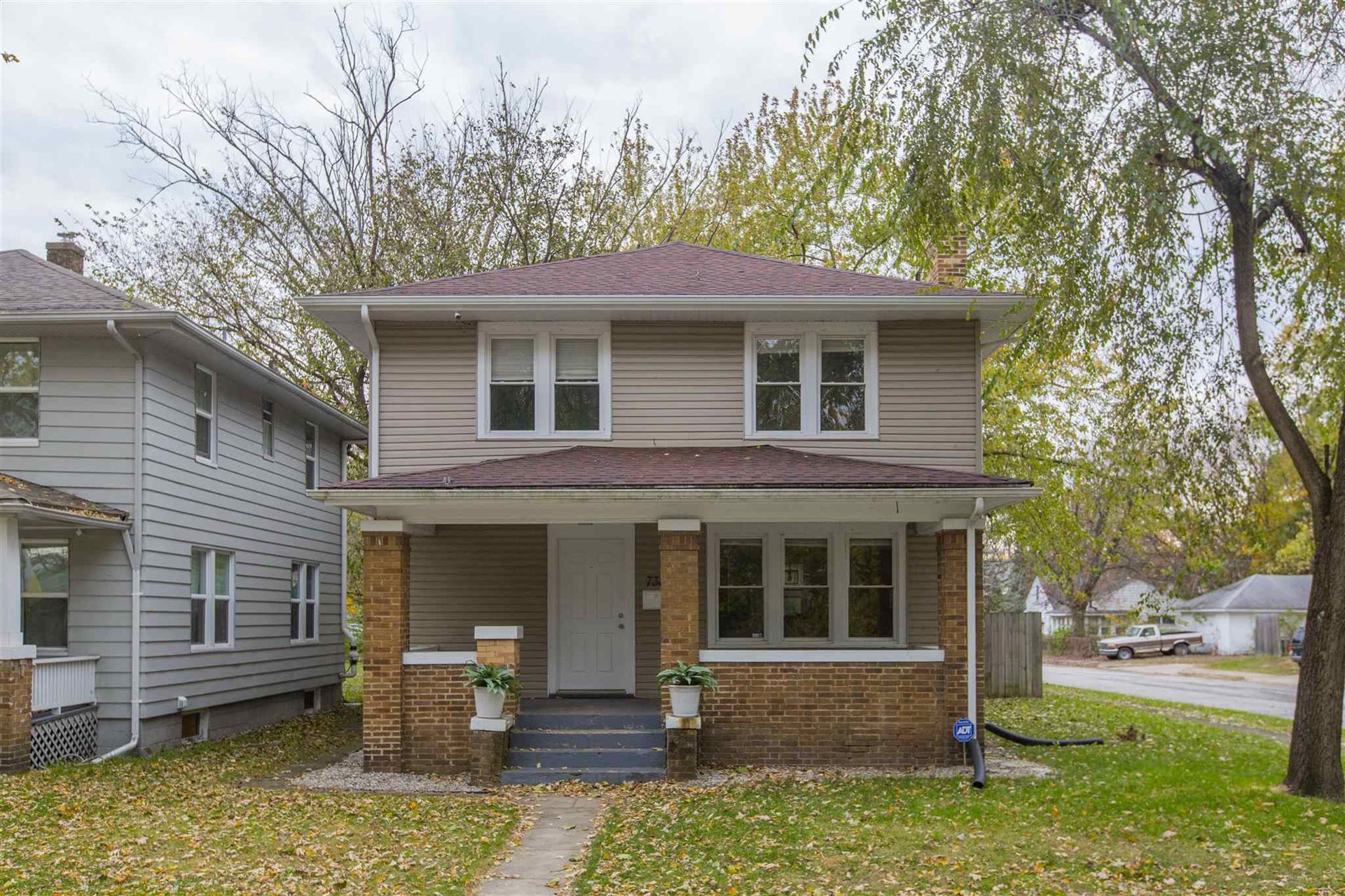 735 Turnock Street, South Bend, IN 46617 - #: 201948965