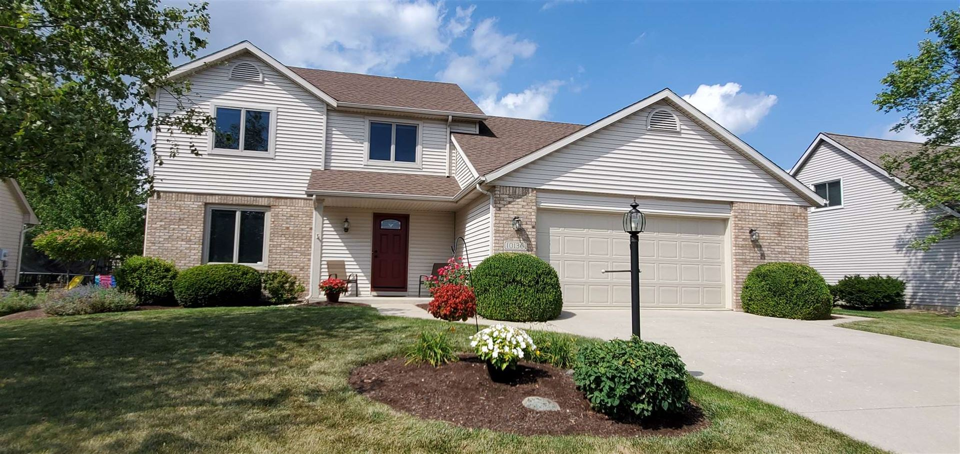 10136 Lake Tahoe Court, Fort Wayne, IN 46804 - #: 202031965