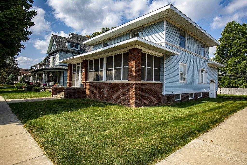 101 W Michigan Street, New Carlisle, IN 46552 - #: 202038966