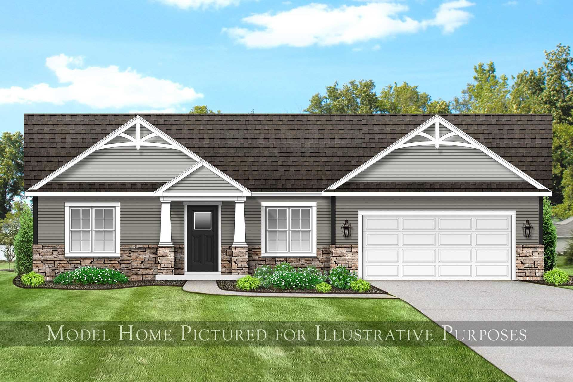 4346 Garden Oak Drive #Lot 9, South Bend, IN 46628 - #: 202046966