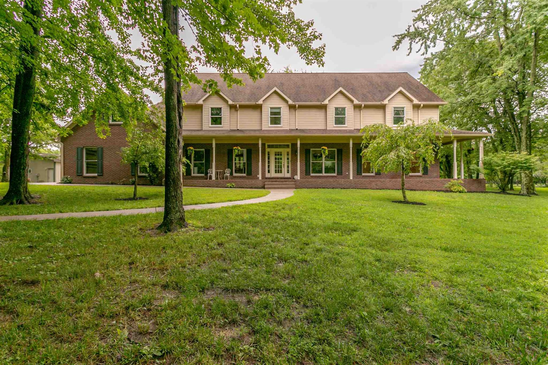 5199 Jenner Road, Boonville, IN 47601 - #: 202024968