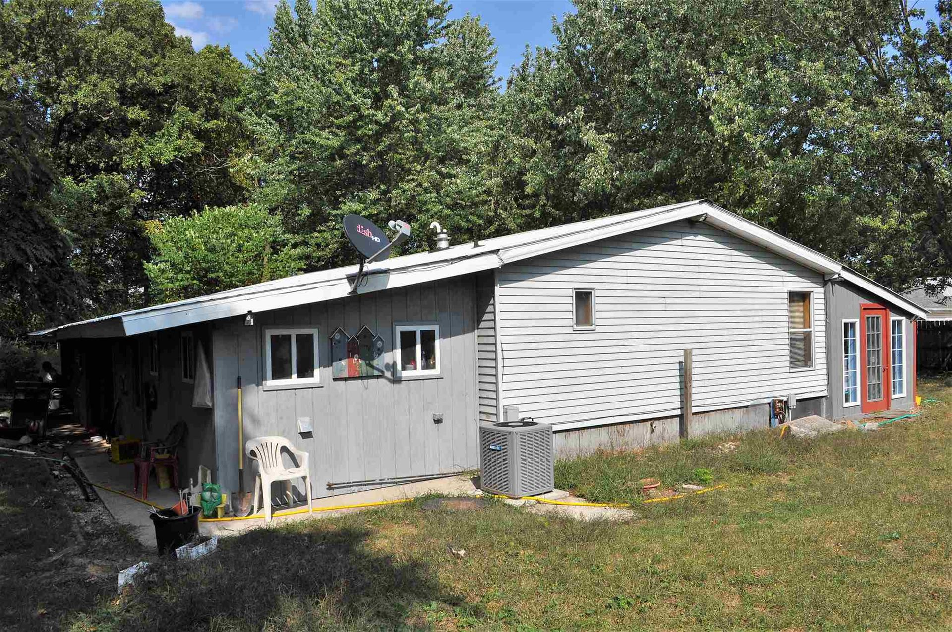 4970 E 900 South Road, Monterey, IN 46960 - #: 202038968