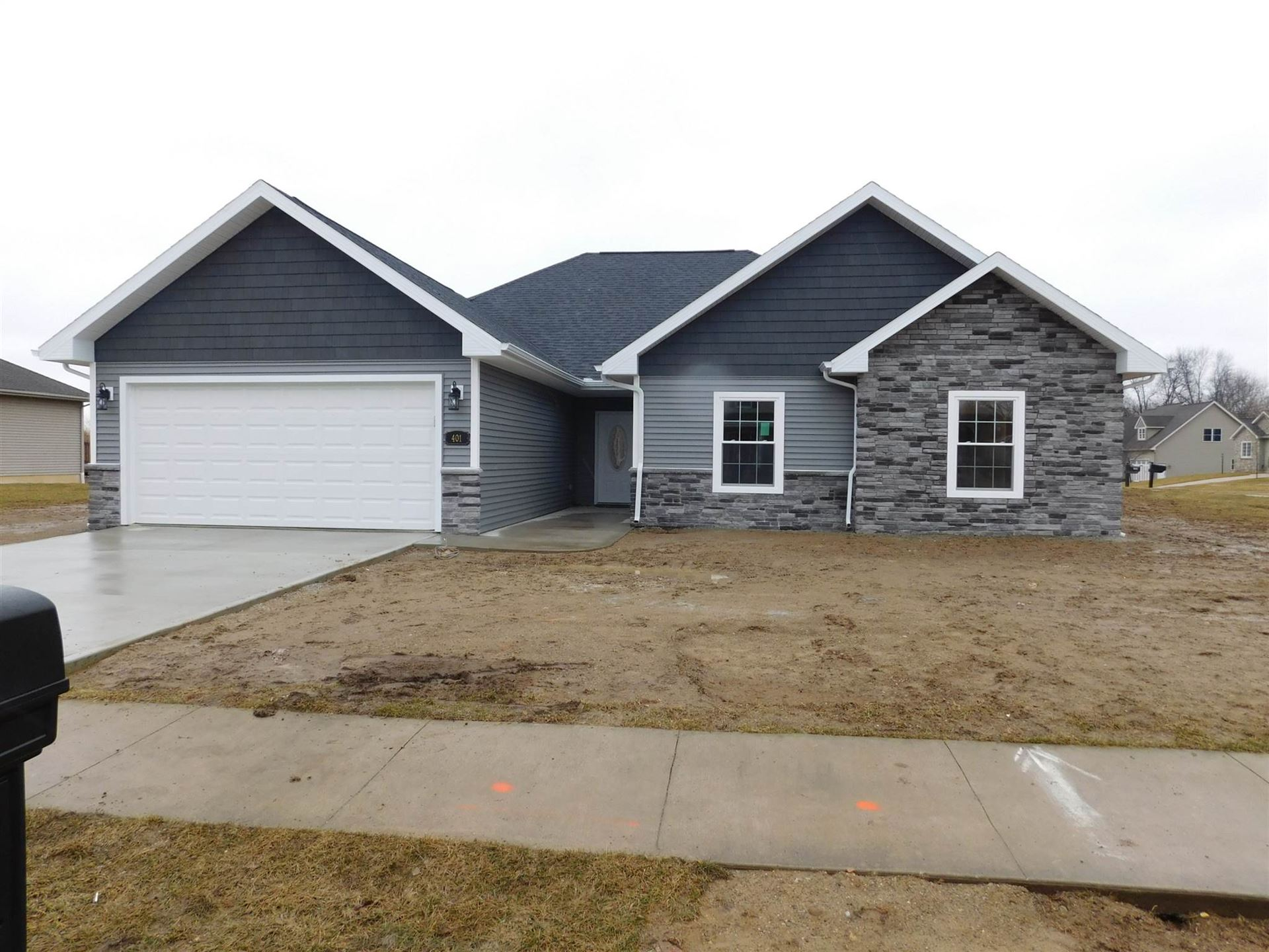 Photo of 401 Ringneck Trail, Warsaw, IN 46580 (MLS # 202006969)
