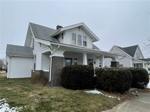 Photo of 406 S Chicago Street, Royal Center, IN 46978 (MLS # 202100971)