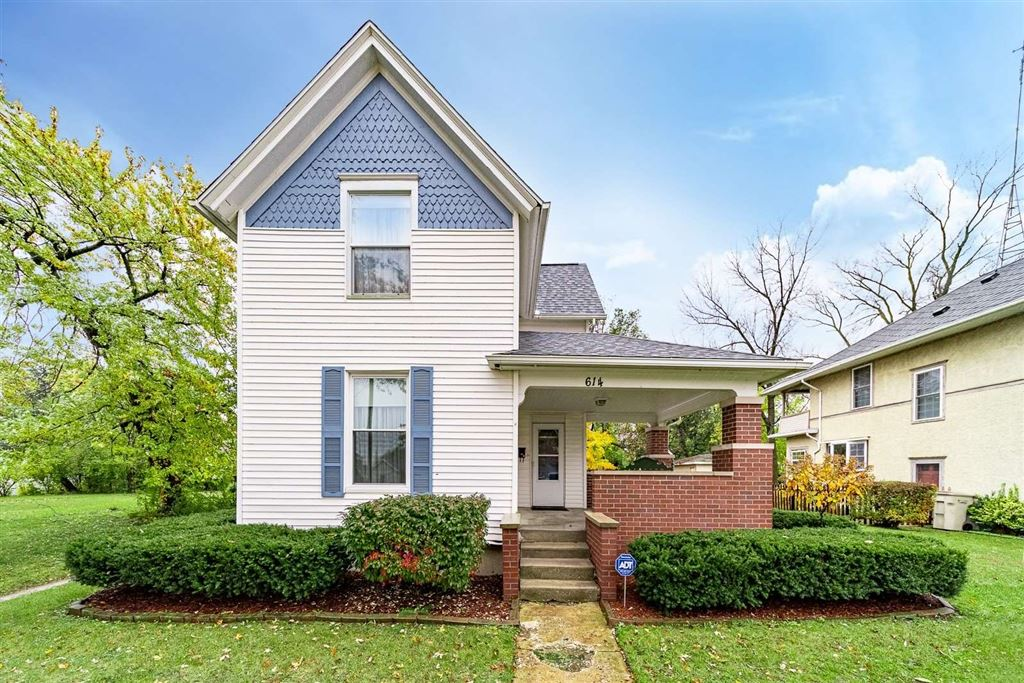 614 E Pennsylvania Avenue, South Bend, IN 46601 - #: 201947972
