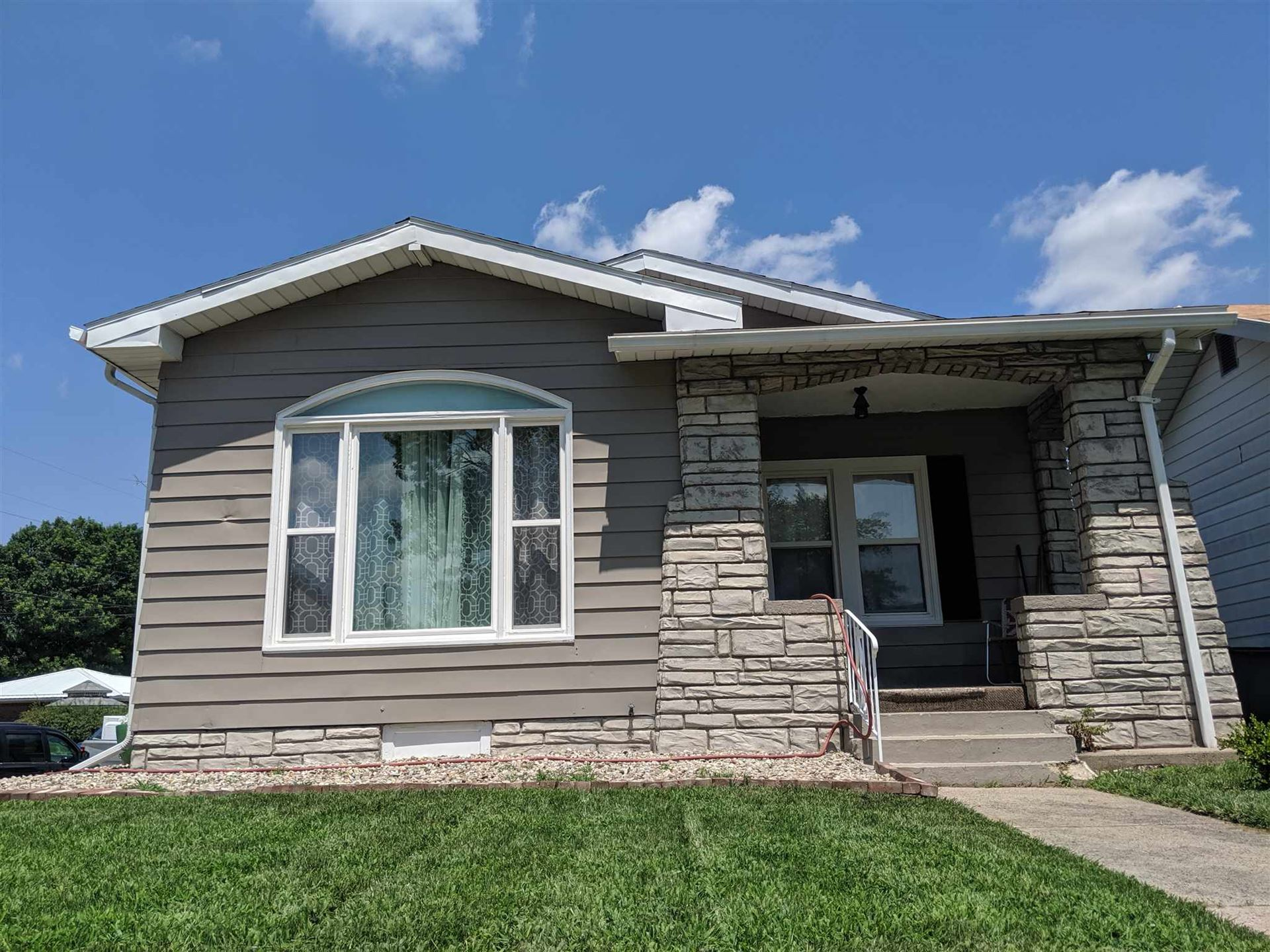 1302 Upper 11th Street, Vincennes, IN 47591 - #: 202034973