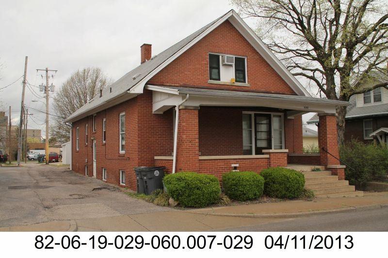 210 N First Avenue, Evansville, IN 47710 - #: 202036973