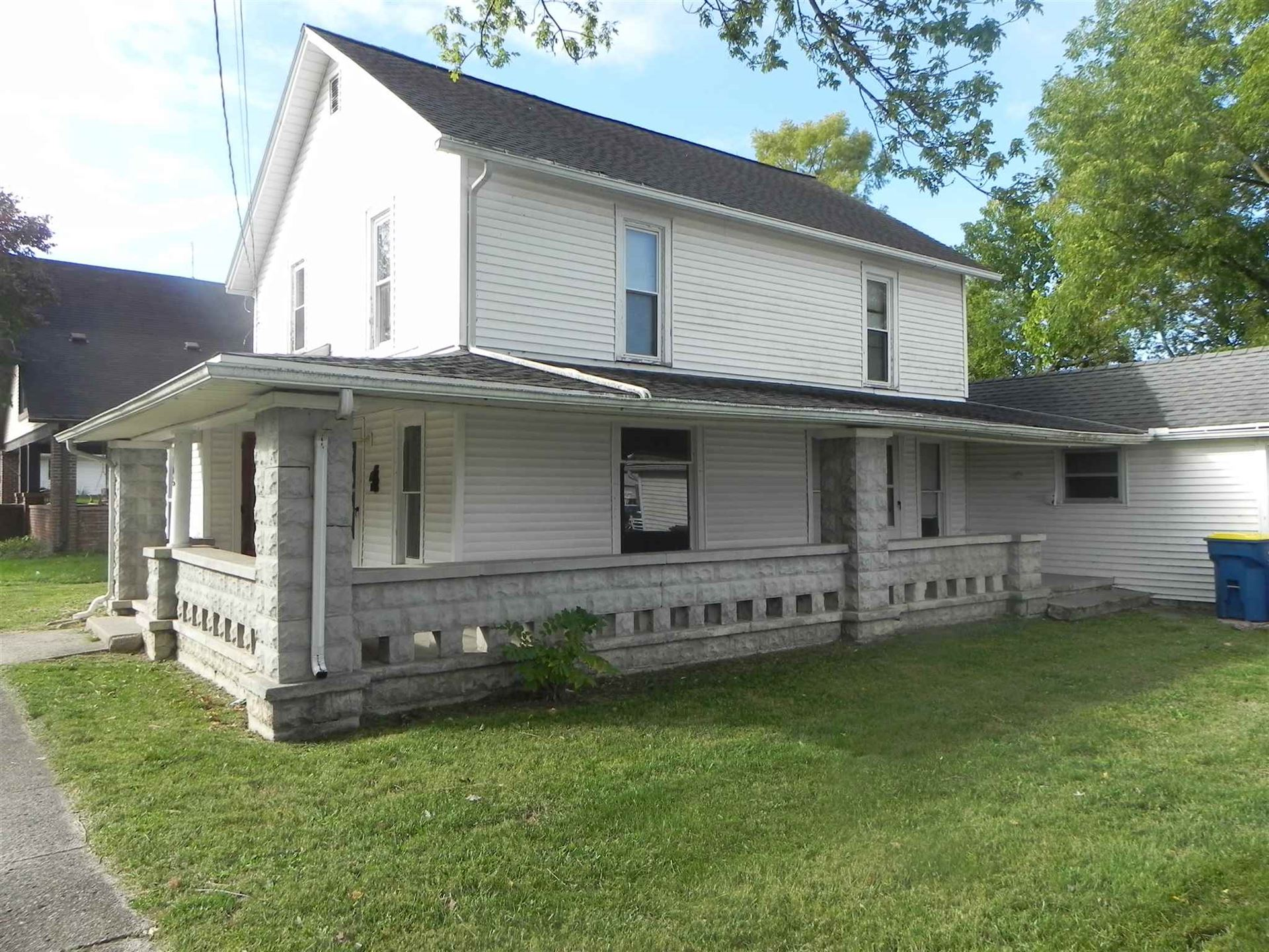 106 S 1st Street, North Manchester, IN 46962 - #: 202039978