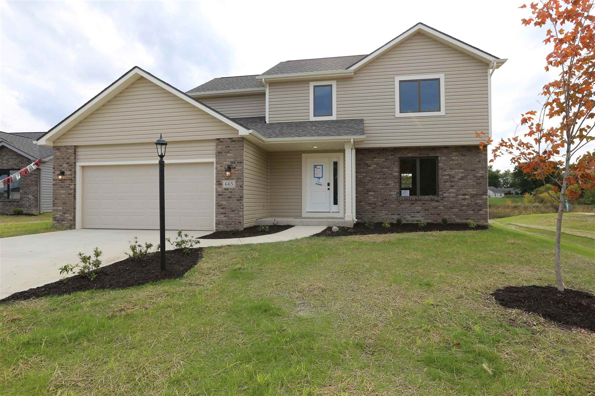 665 Long Ridge Road, Columbia City, IN 46725 - #: 201942982