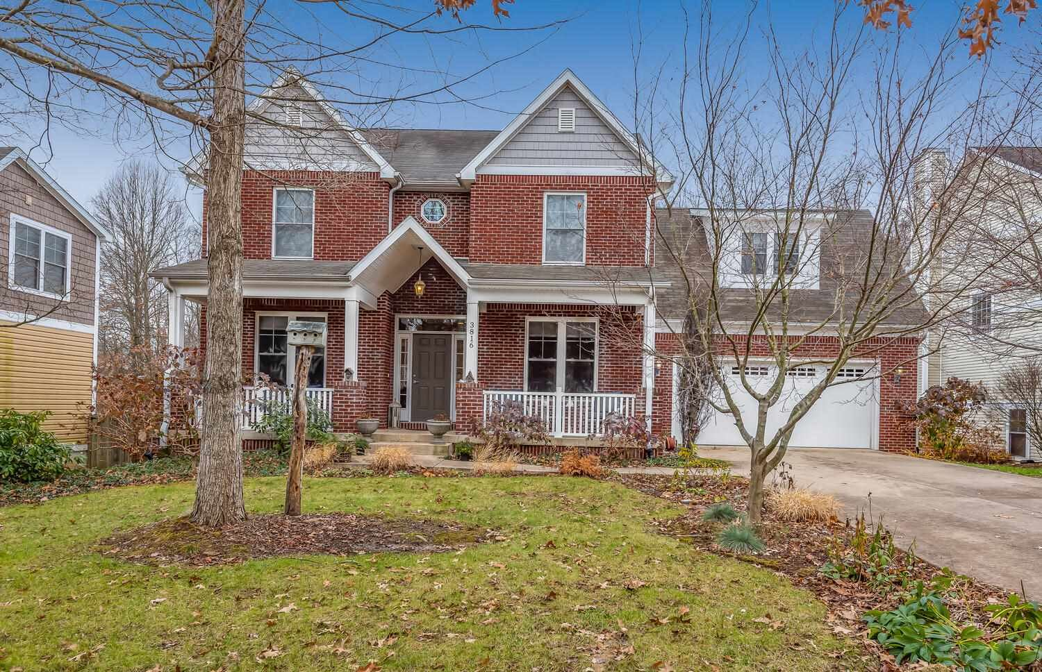 3816 S Mill Stone Court, Bloomington, IN 47401 - #: 202047982