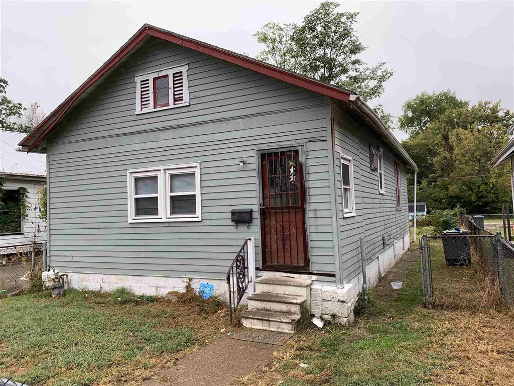 1511 S Morton Avenue, Evansville, IN 47713 - #: 201944989