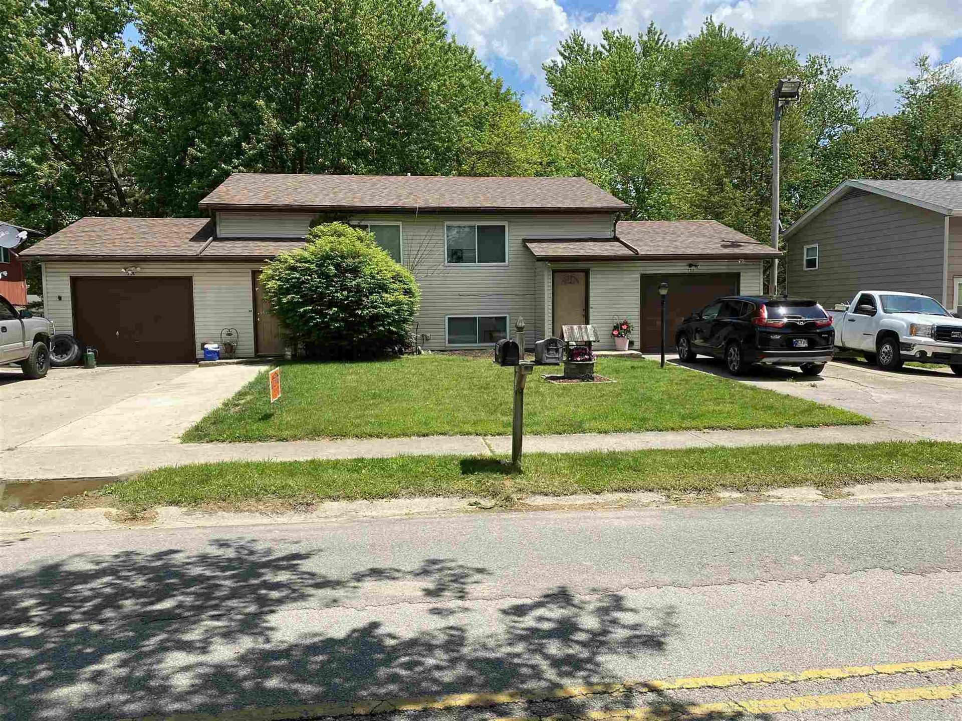 751 & 753 S Park Square Drive, Bloomington, IN 47403 - #: 202020990