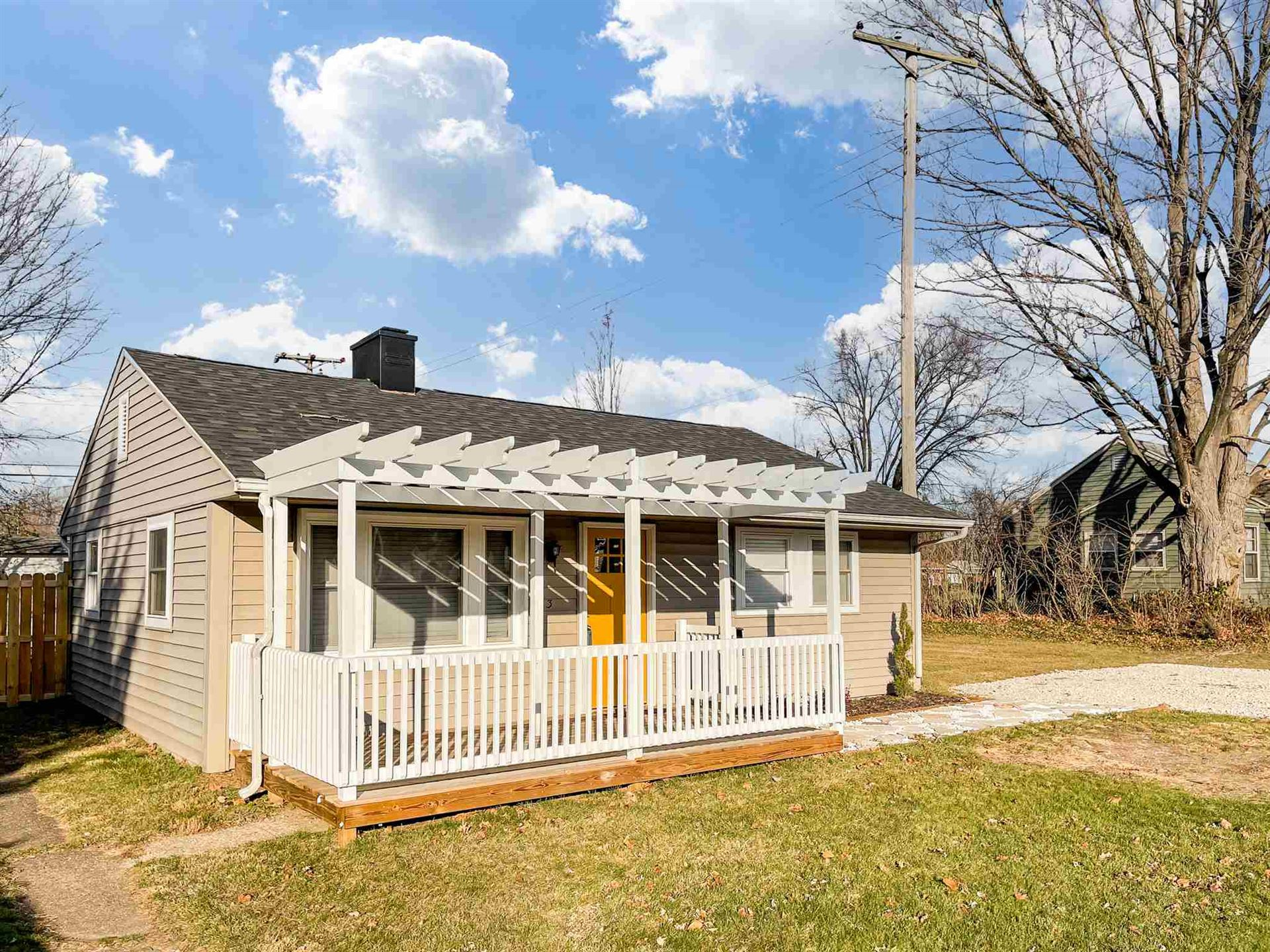 613 Napoleon Street, South Bend, IN 46617 - #: 202047990