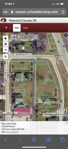 Photo of 2152 N PLATE Street, Kokomo, IN 46901 (MLS # 202046993)