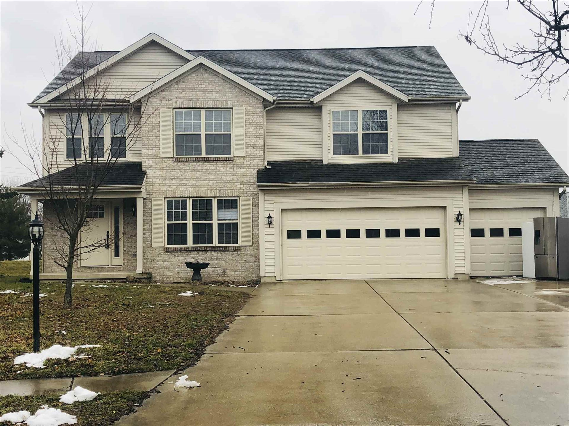 3213 N Crosspointe Court, Lafayette, IN 47909 - #: 202005995