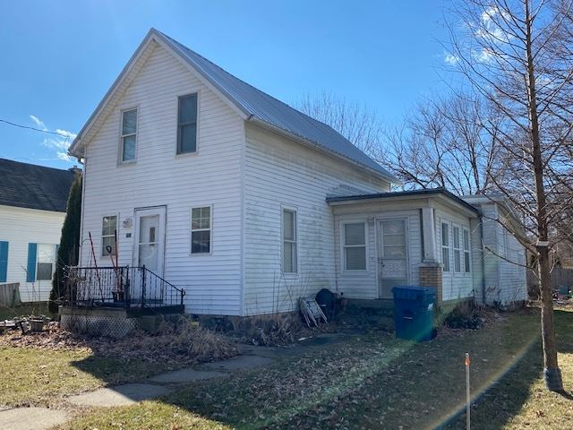 203 Mill Street, Middlebury, IN 46540 - #: 202007995