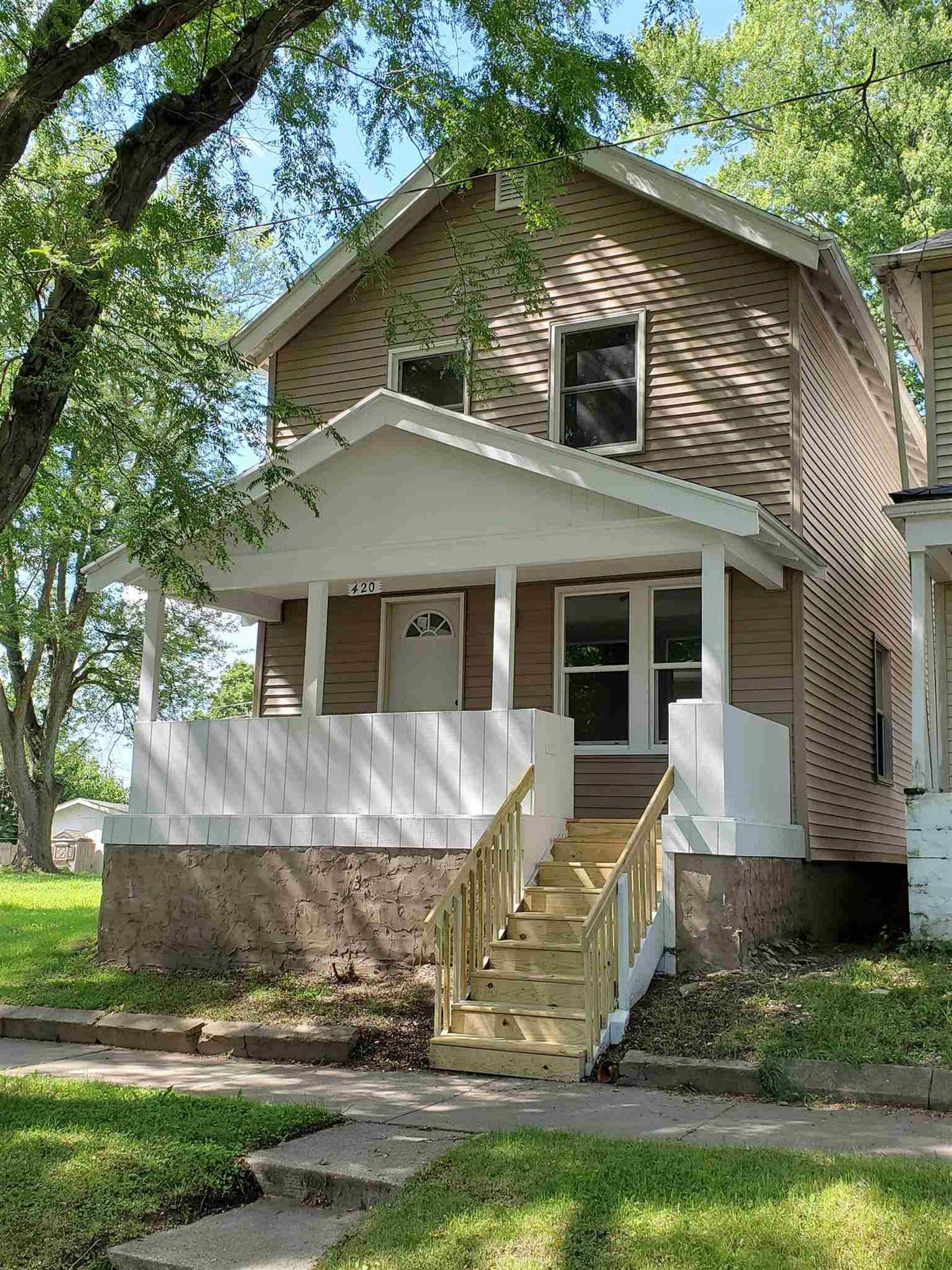 420 W Butler Street, Fort Wayne, IN 46802 - #: 202029995