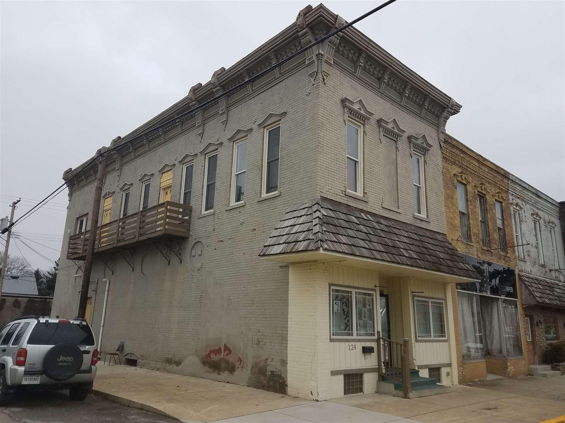 Photo of 124 N Main Street, Bourbon, IN 46504 (MLS # 201854997)