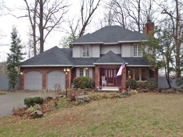 115 Hendron Hills Drive, Vincennes, IN 47591 - #: 202001998