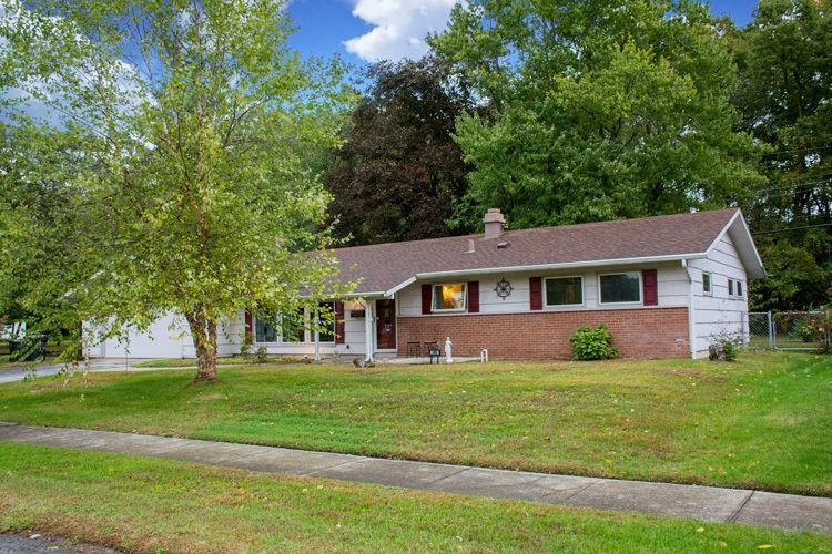 3406 Woodmont Drive, South Bend, IN 46614 - #: 201945999