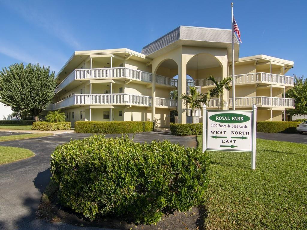1100 Ponce De Leon Circle #N306, Vero Beach, FL 32960 - #: 241000