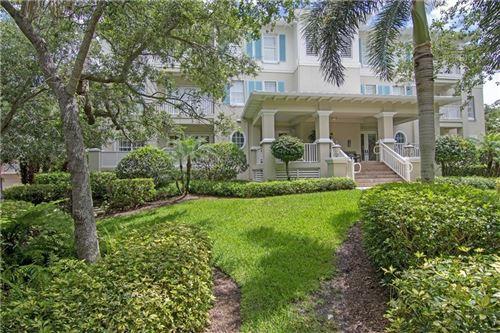 Photo of 110 Island Plantation Terrace #101, Indian River Shores, FL 32963 (MLS # 245010)