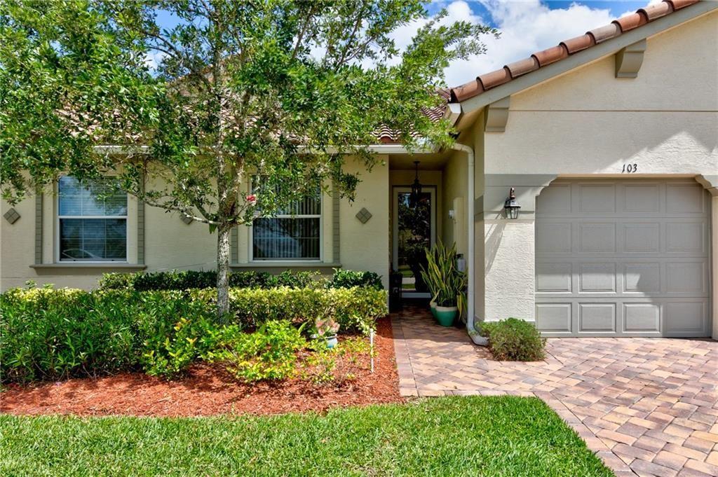 6325 Oxford Circle #103C, Vero Beach, FL 32966 - #: 232025