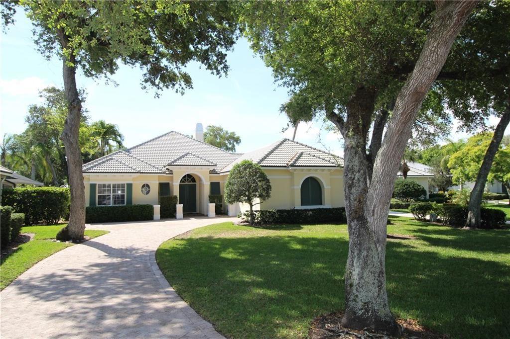 130 Island Cottage Lane, Vero Beach, FL 32963 - #: 231026
