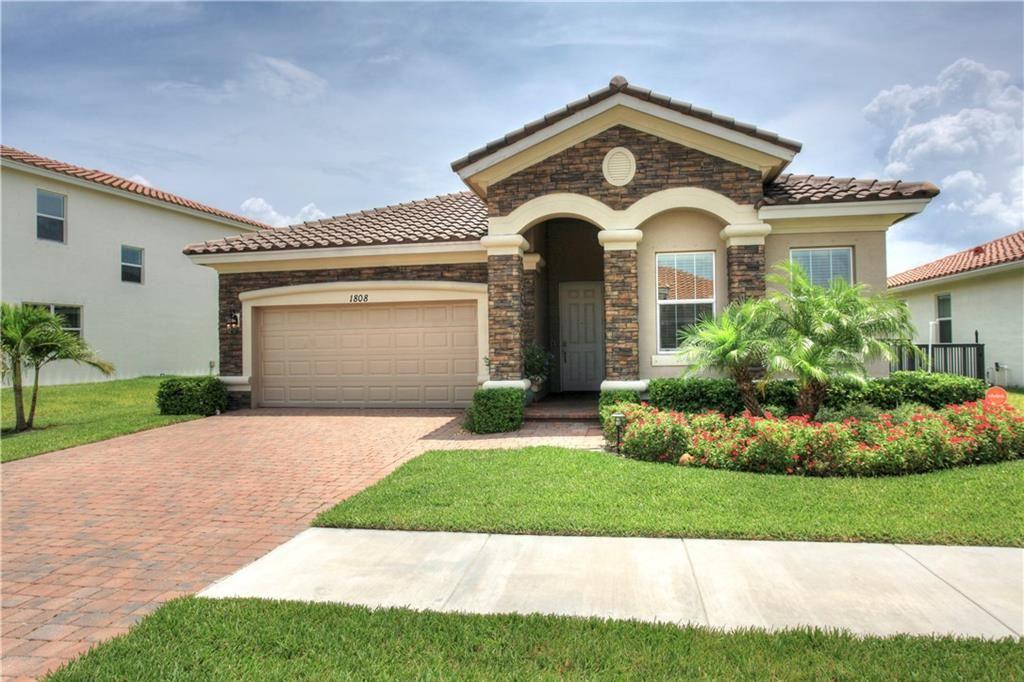 1808 Berkshire Circle, Vero Beach, FL 32968 - #: 234033