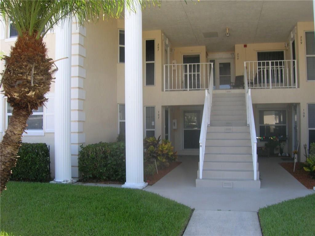 605 W Lake Jasmine Circle #107, Vero Beach, FL 32962 - #: 237065