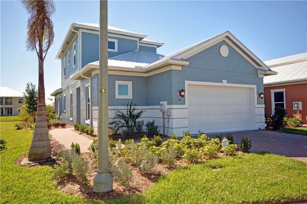 2032 Bridgepointe Circle #116, Vero Beach, FL 32967 - #: 235077