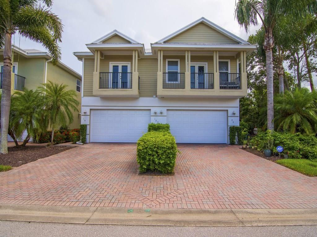 1835 Bridgepointe Circle #19, Vero Beach, FL 32967 - #: 235079
