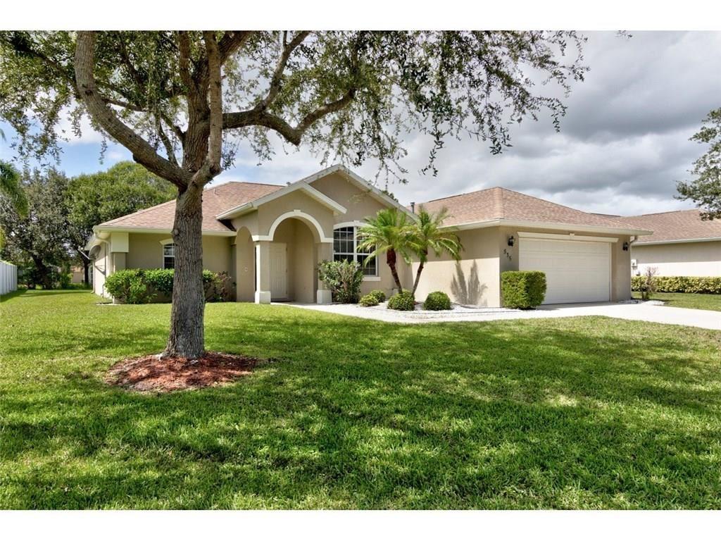 535 Sarina Terrace, Vero Beach, FL 32968 - #: 236097