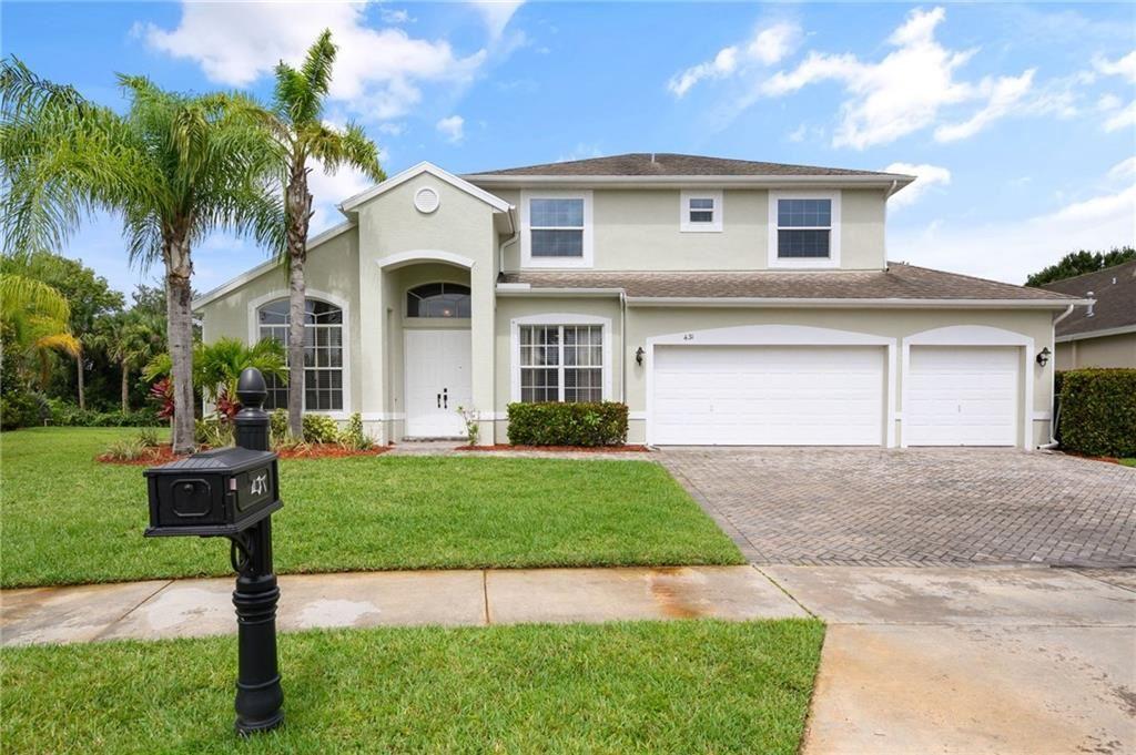 431 E Key Lime Square SW, Vero Beach, FL 32968 - #: 233104