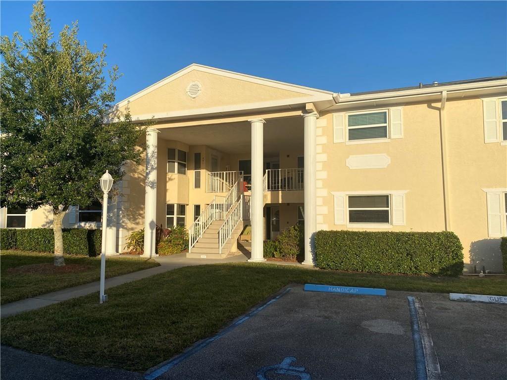 600 E Lake Jasmine Circle #203, Vero Beach, FL 32962 - #: 240109
