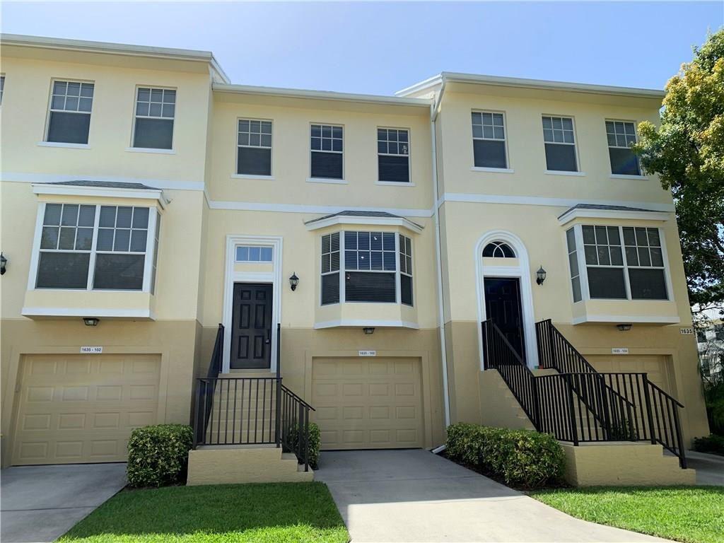 1635 42nd Square #103, Vero Beach, FL 32960 - #: 232119
