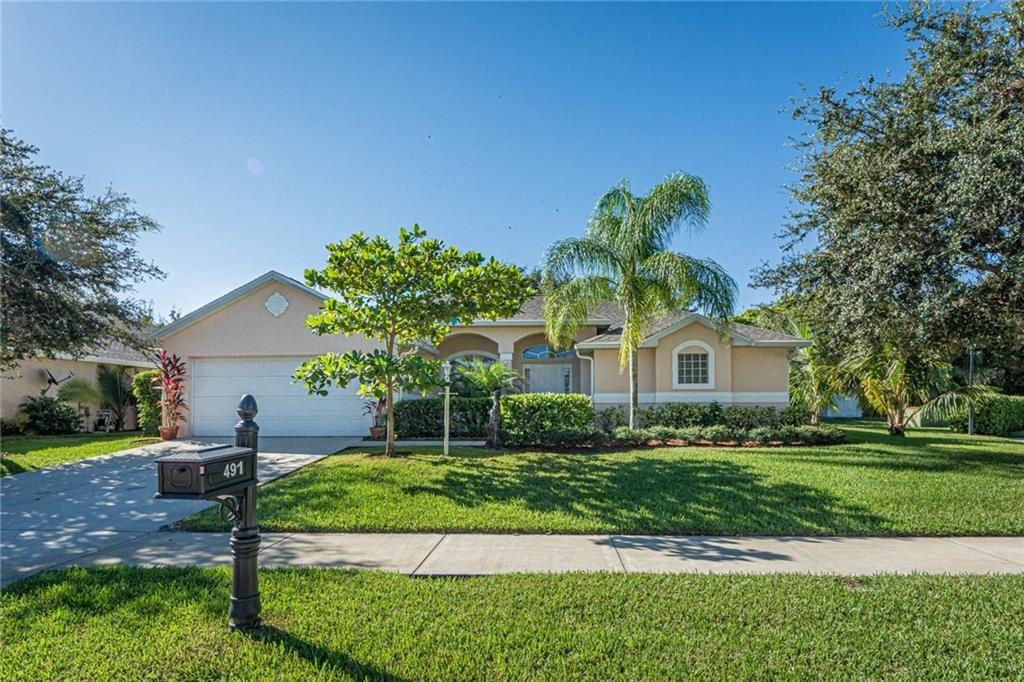 491 S Key Lime Square SW, Vero Beach, FL 32968 - #: 247129