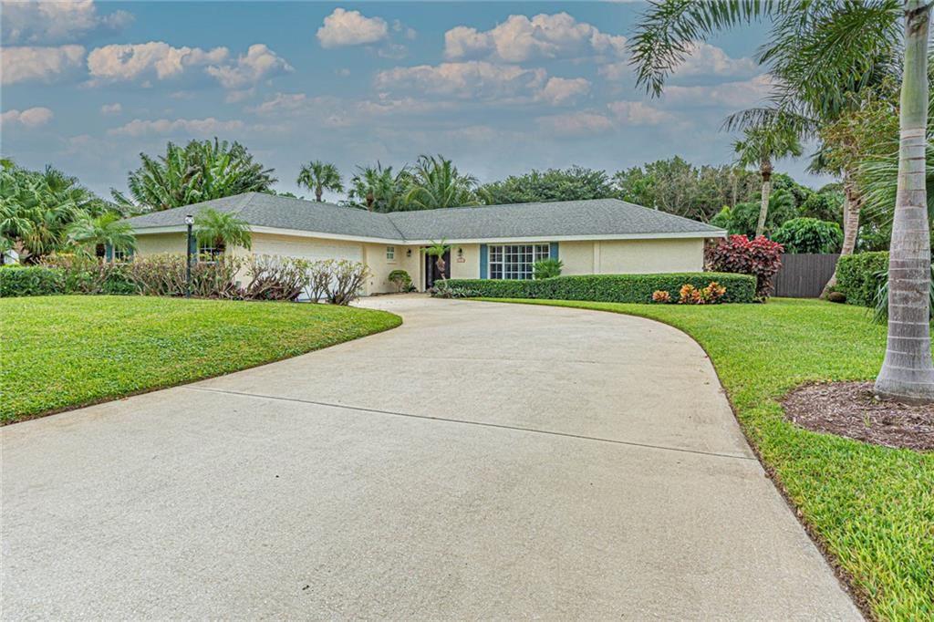1341 White Heron Lane, Vero Beach, FL 32963 - #: 243143