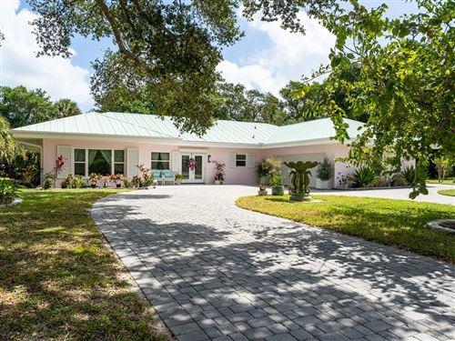 Photo of 4602 Sunset Drive, Vero Beach, FL 32963 (MLS # 226171)